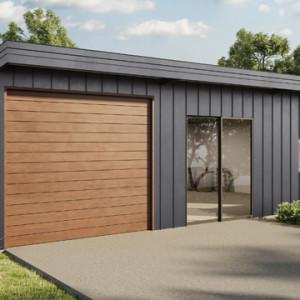 Skillion Roof Garages Ideas Designs Fair Dinkum Builds